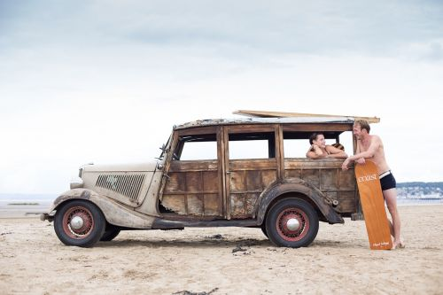 woody ford surf