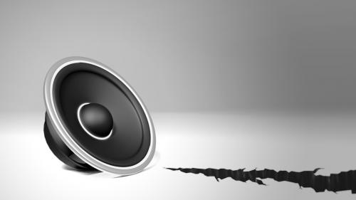 woofer speaker wallpaper