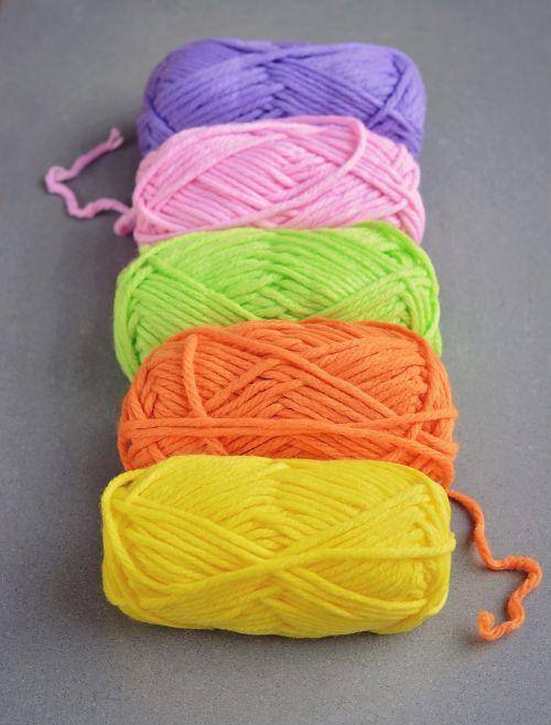 wool knitting wool color