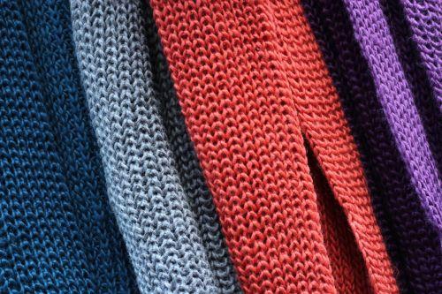wool knit hand labor