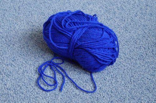 wool woollen cat's cradle