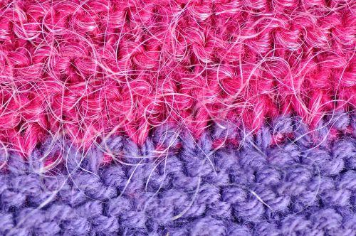 wool knitting stitches