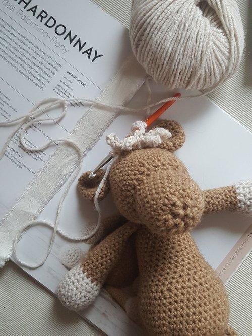wool  crochet  yarn