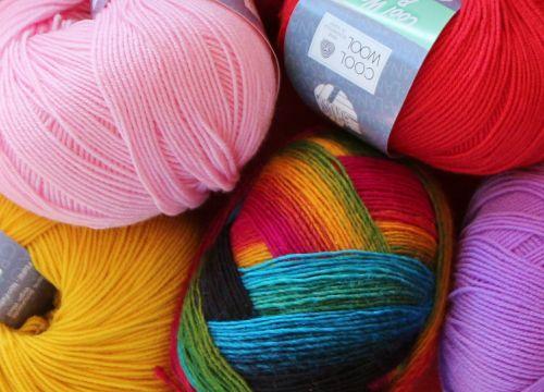 wool pure new wool cat's cradle