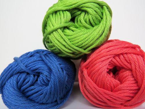 wool cat's cradle knit