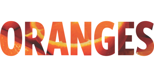 word orange picture