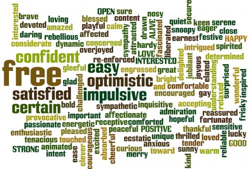 word cloud words tag
