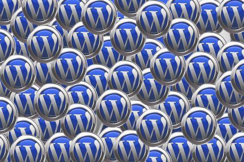 wordpress wp wp logo