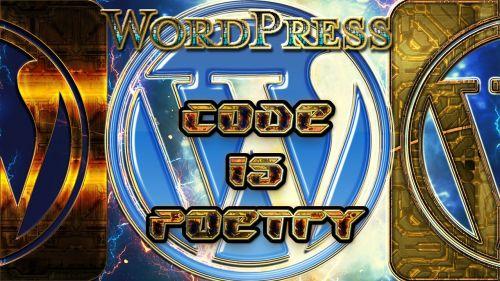 wordpress wp code