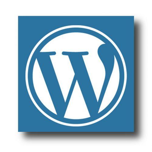 wordpress blog social media