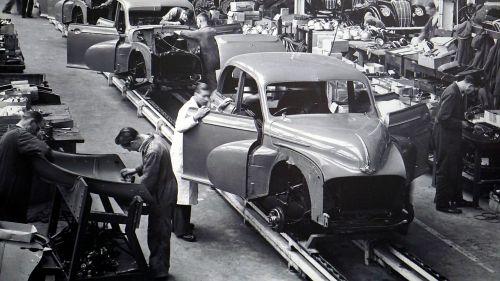 work factory industry