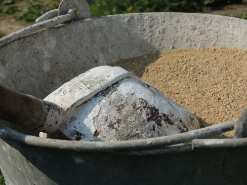 work mason sand