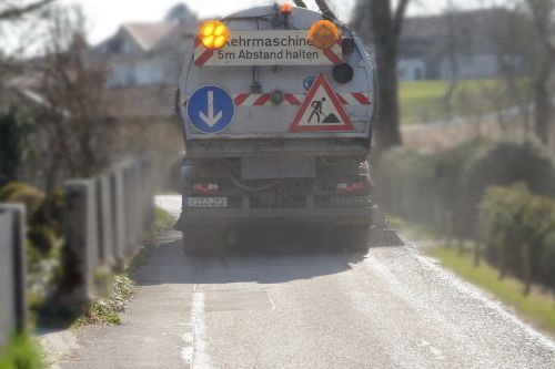 work road traffic