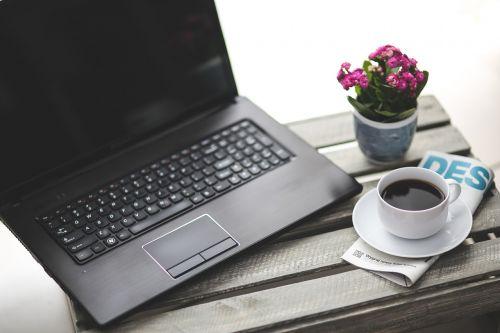 work working coffee