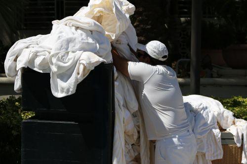 work dirty laundry laundry