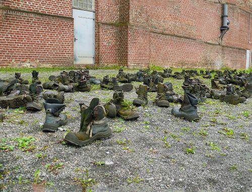 work shoes zeche hannover art