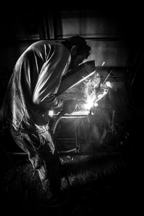 worker sweat labor