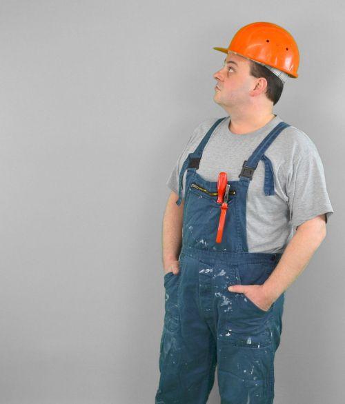 workers construction workers craftsmen