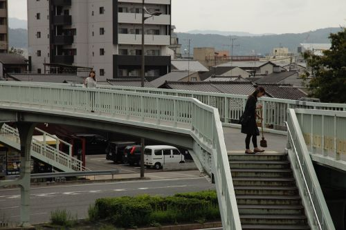 working bridge loneliness