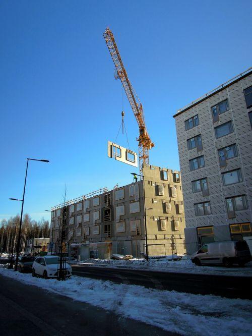workman crane vantaa