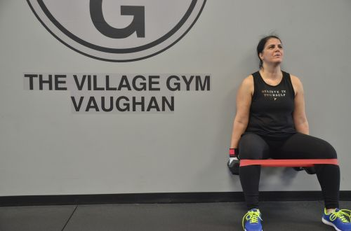 workout vaughan fitness