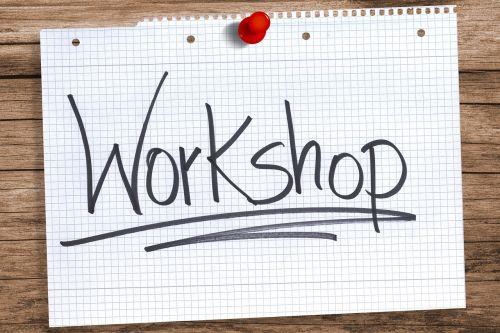 workshop paper issue