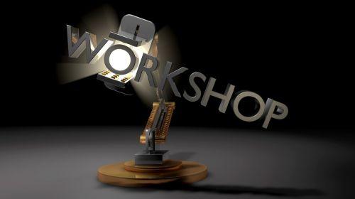 workshop virtual reality light