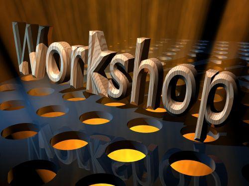 workshop seminar training