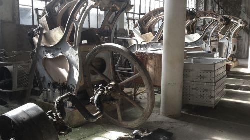 workshop machinery equipment