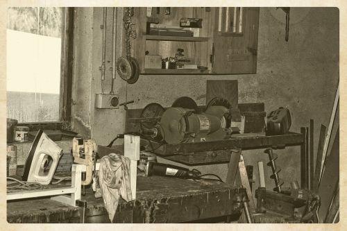 workshop lumber old