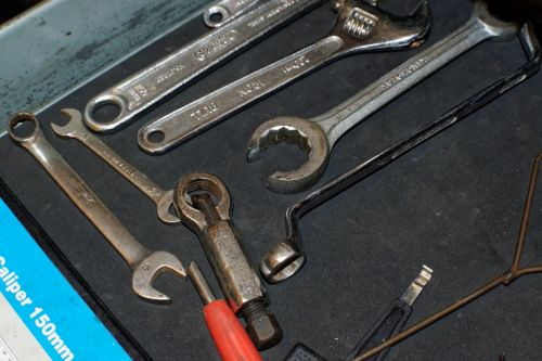 Workshop Tools 13