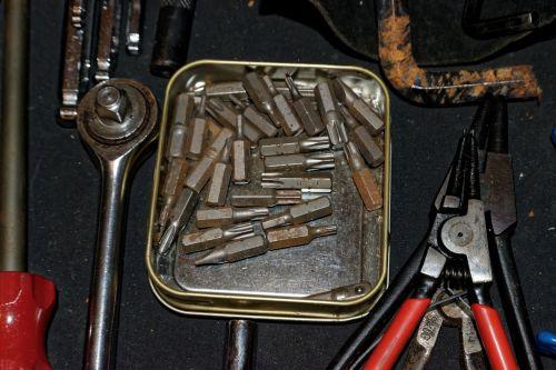 Workshop Tools 14