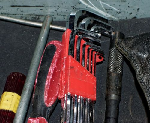 Workshop Tools 18