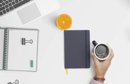 workspace  desktop  coffee