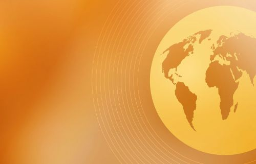 world globe worldwide