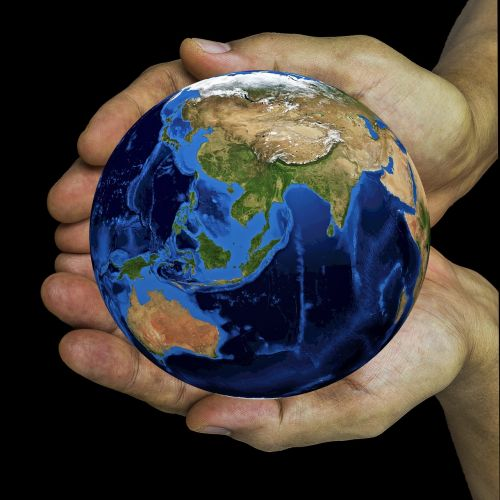 world earth terrestrial globe