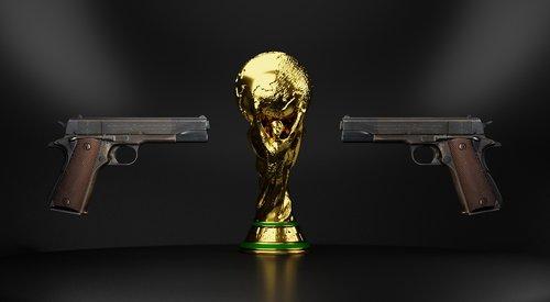 world  cup  gun