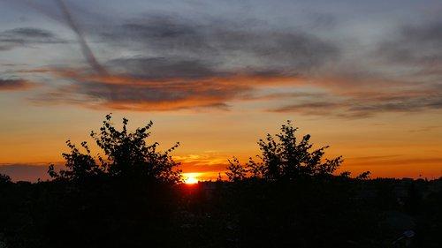 world  sunrise  sky