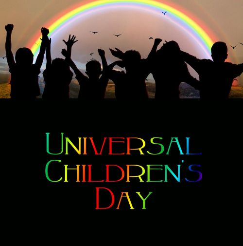 world children's day festival celebrate