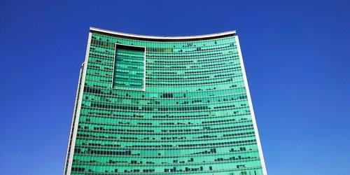 world trade centre  bangalore  building