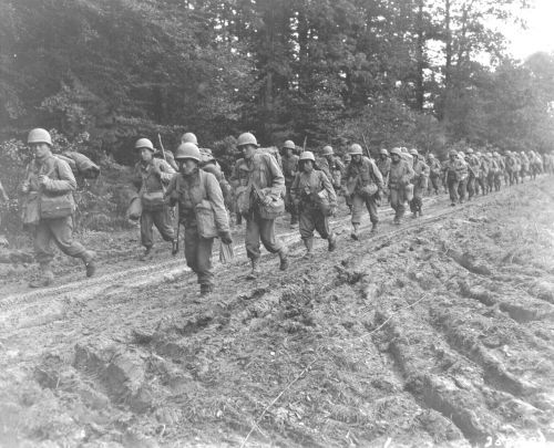 world war ii 1944 france