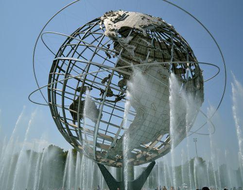 world's fair globe earth