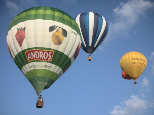 worldwide hot-air ballooning rocamadour