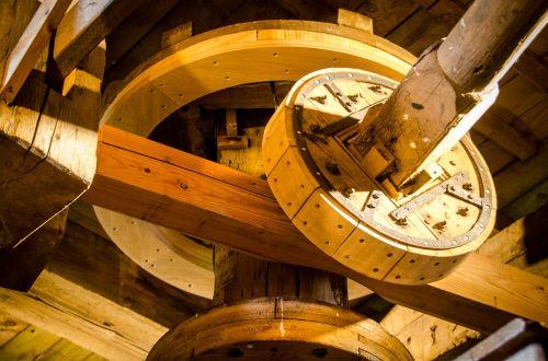 dėvėti,mediena,malūnas,istorinis,apvalus,mechanizmas,amatų