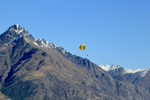 wow fun paraglide
