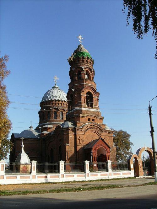 woznesenśka church trostianeć ukraine