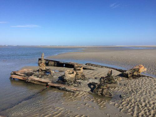 wreck north sea wealth