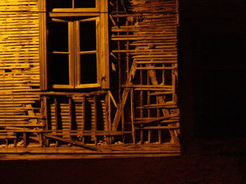 wreck abandoned rusty
