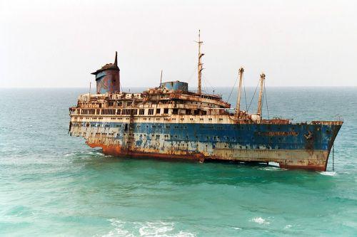 wreck american star fuerteventura