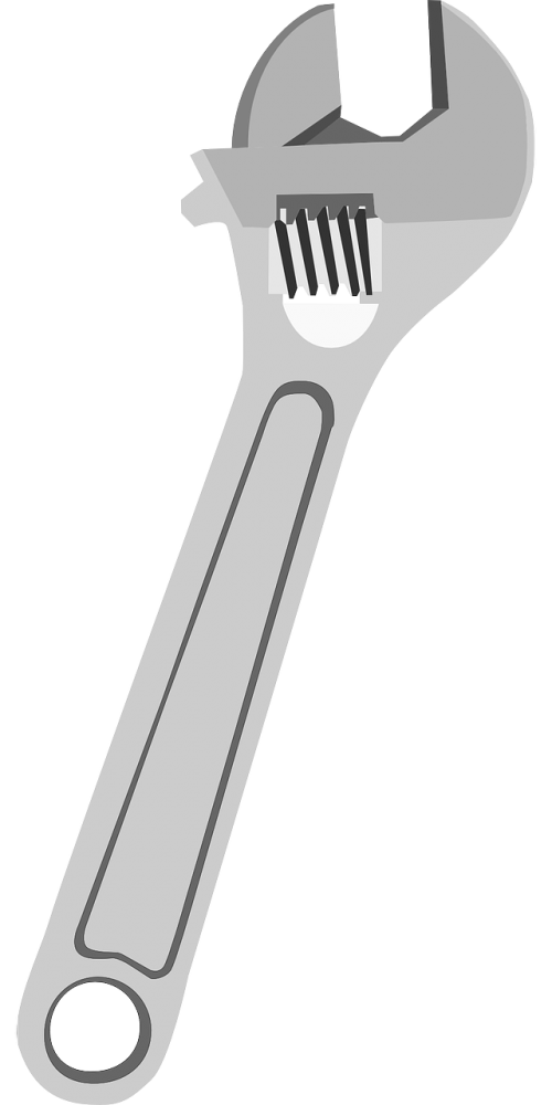 wrench adjustable pipe wrench